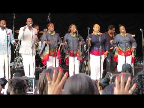 "Donald Lawrence & Co.: ""The Gift"" – SummerStage Central Park New York, NY 8/3/13"