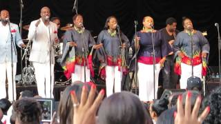 """Donald Lawrence & Co.: """"The Gift"""" - SummerStage Central Park New York, NY 8/3/13"""