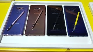 HANDS-ON SAMSUNG GALAXY NOTE 9 INDONESIA!
