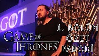 Game Of Thrones - Final Sezon 1. Bölüm - ÖZET PARODİ