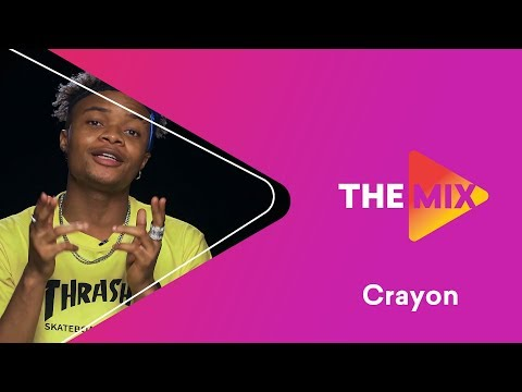 """Crayon Speaks on his Journey to Becoming a Mavin on Ndani TV's """"The Mix"""""""