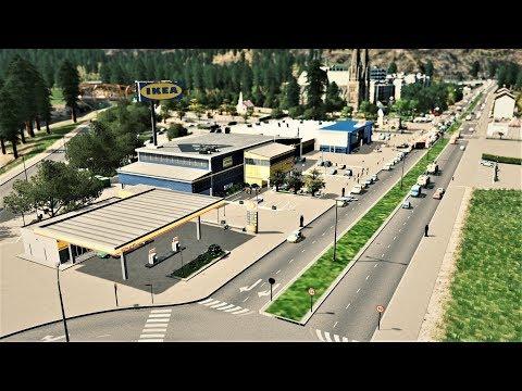 Kącik marketowy - Cities: Skylines S08E03