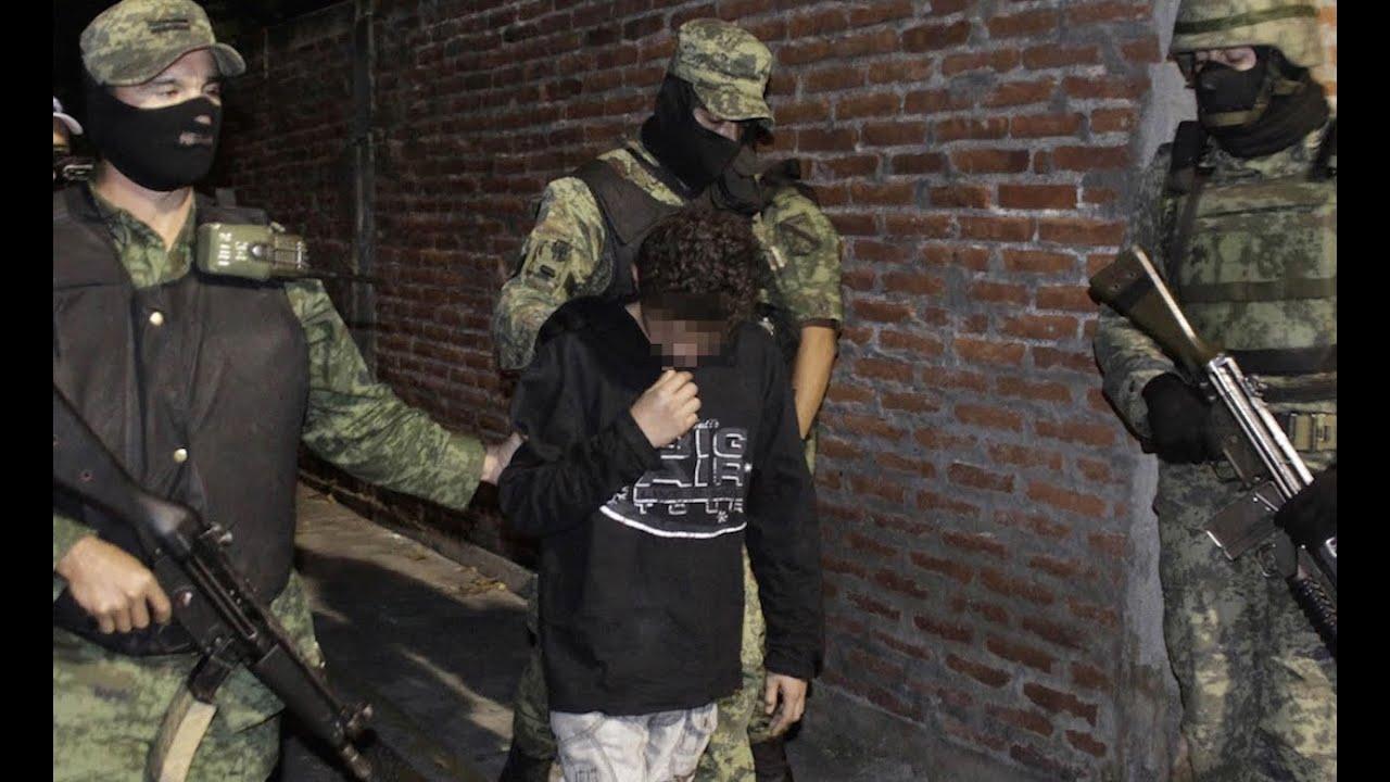 Arizona Throwing Teen Drug Mules Into Adult Prisons thumbnail