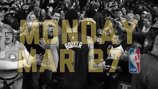 NBA Daily Show: Mar. 27 - The Starters