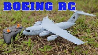 Nâng cấp máy bay Xốp Boeing lên máy bay điều khiển Mini