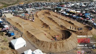2019 USA BMX Winter Nationals Day Two Mains