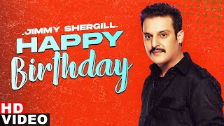 Birthday Wish | Jimmy Shergill | Latest Punjabi Songs 2020 | Speed Records