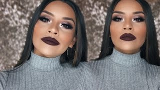 Full Face Only Using DRUGSTORE Makeup Tutorial | Sarahy Delarosa | Kholo.pk