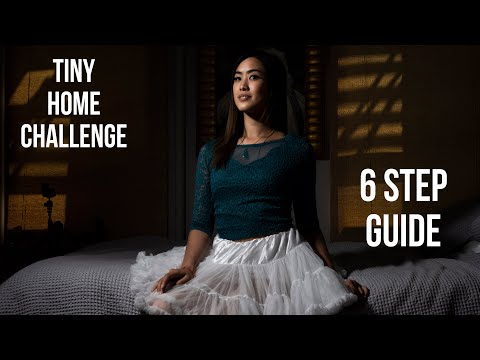 Tiny Home Challenge - 6 Portrait tips