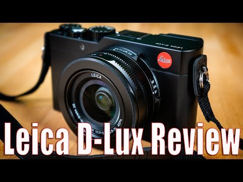 External Review Video Z-t8qEQ7FHU for Leica D-Lux 7 Compact Camera