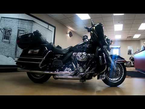 2010 Harley-Davidson Ultra Classic® Electra Glide® in Mauston, Wisconsin - Video 1