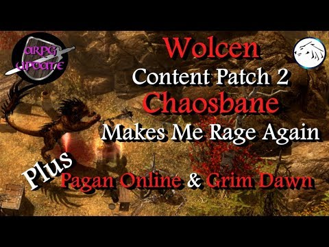 Grim Dawn - Download, Review, Youtube, Wallpaper, Twitch