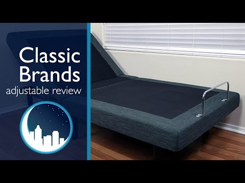 Classic Brands Adjustable Bed Review