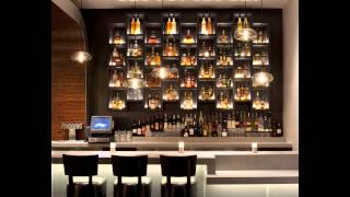Amazing Home Bar Design Ideas