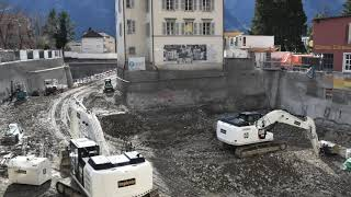 Gemeindehaus Projekt Altdorf Phase 3