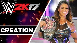 WWE 2K17 Creations: Eve Torres (Xbox One)