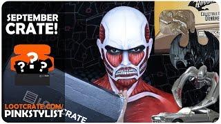 loot crate level up september 2016 speed Самые лучшие видео