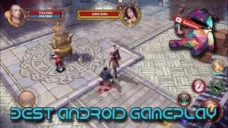 Age of Wushu Dynasty Beta - First Play Android