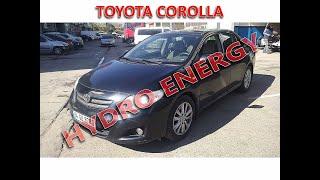 Toyota corolla 1.6 yakıt tasarruf sistem montajı