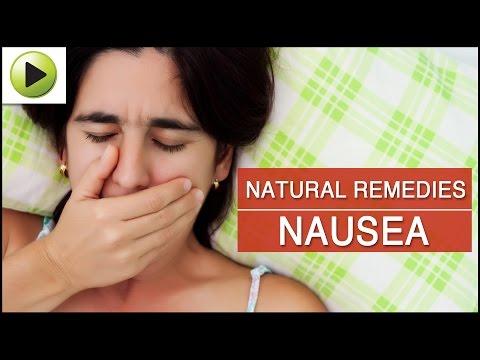 Video Nausea - Natural Ayurvedic Home Remedies