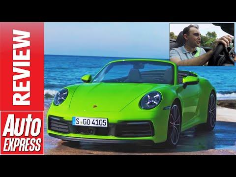 New 2019 Porsche 911 Cabriolet review - the best drop-top Porsche ever?
