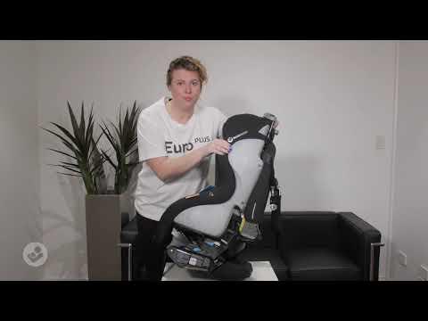 Euro Plus Car Seat - Features