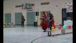 Israeli Dance El Elohaj Shamayim