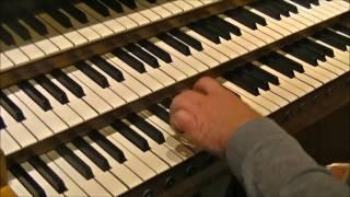 Von der Natürlichkeit der Fingerverteilung in der Musik von J.S.Bach - Teil 1
