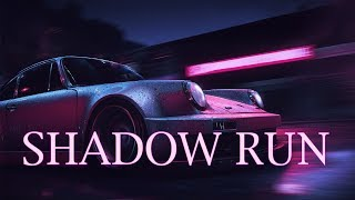 'SHADOW RUN' | A Synthwave Mix
