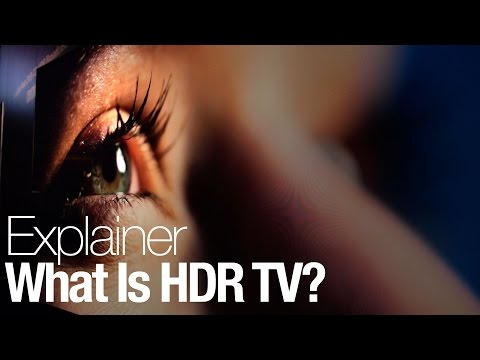 What is HDR TV?