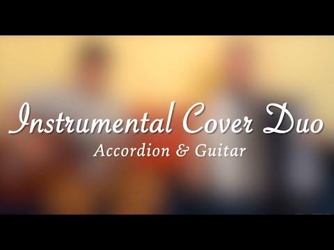 """Инструментальный дуэт """"BlackVest"""" аккордеон+гитара, відео 3"""