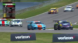 CarreraCup - Barber2018 IMSA USA Round3 Race Full Race