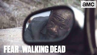 'Martha's Secret Revealed' Season Finale Talked About Scene   Fear the Walking Dead