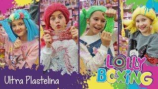 Lollyboxing 6 - Ultra Plastelína