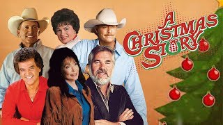 Best Country Christmas Songs All Time - Classic Country Christmas Carols - Christmas Country Music