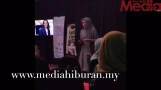 MH TV: Alyah Menangis Ketika Menyanyikan Single Terbaru
