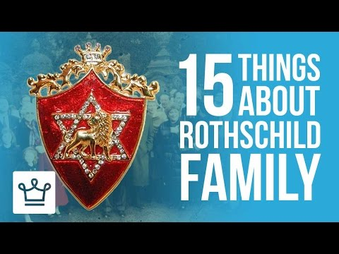 , title : '15 Things You Didn't Know About The Rothschild Family