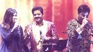 Alka Yagnik, Kumar Sanu, Udit Narayan - Live Concert Dubai