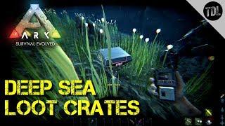 Ragnarok Underwater Drop Hunting! (Official Pvp Tribe Life) - Ark