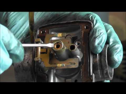 comment monter 1 carburateur de 125 xlr