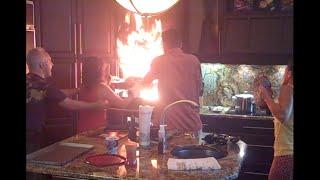 Turkey Fire! | Holiday Comedy | Carmen Ciricillo