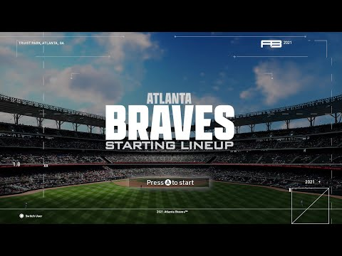 Atlanta Braves Announce Opening Day Lineup With COD: Warzone Menu