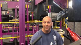 Specialized And Adaptive Equipment At Planet Fitness!