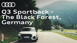 YouTube Video Z05qGb7q9xI for Product Audi Q3, RS Q3, Q3 Sportback, & RS Q3 Sportback (2nd gen) by Company Audi in Industry Cars