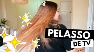 PELAZO DE ANUNCIO ¡Mi último Tratamiento De Cabello! + HAIR STORY | Pretty And Olé