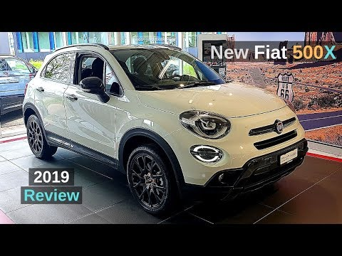 New Fiat 500X 2019 Review Interior Exterior
