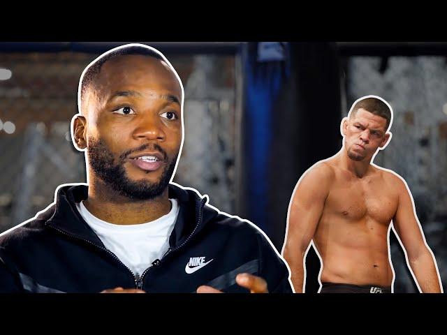 Leon Edwards reveals why he developed a liking for the Diaz brothers