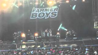 Farmer Boys - We sow the storm (Live @ Summerbreeze 2011)