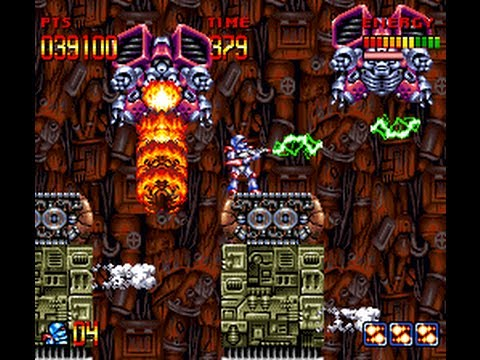 Super Turrican by dark_rocco in 11:24,28