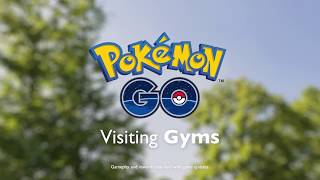 Download Youtube: Pokémon GO - Visiting Gyms